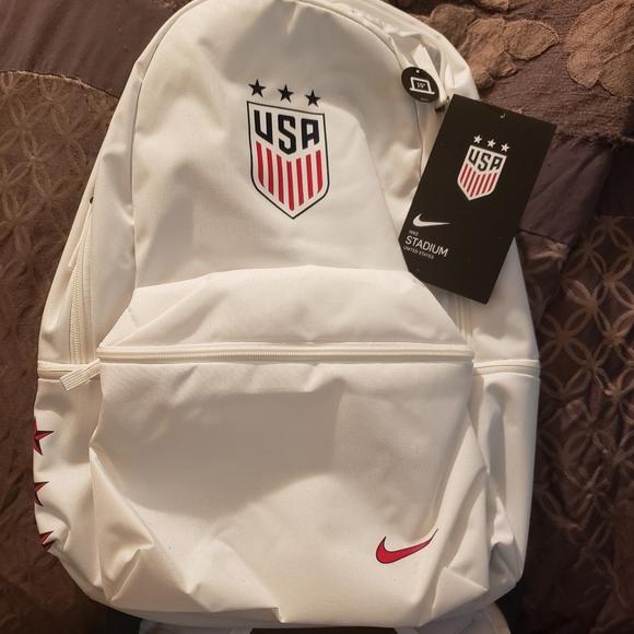 Nike USA soccer backpack